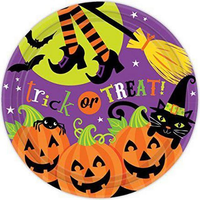 Amscan Halloween Trick Or Treat 8-pack (999947)