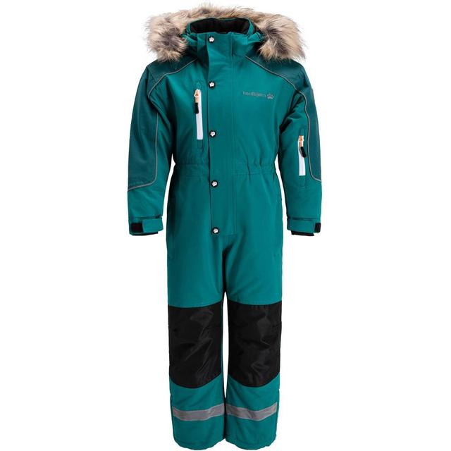 Nordbjørn Arctic Overall - Petrol Green (759474)