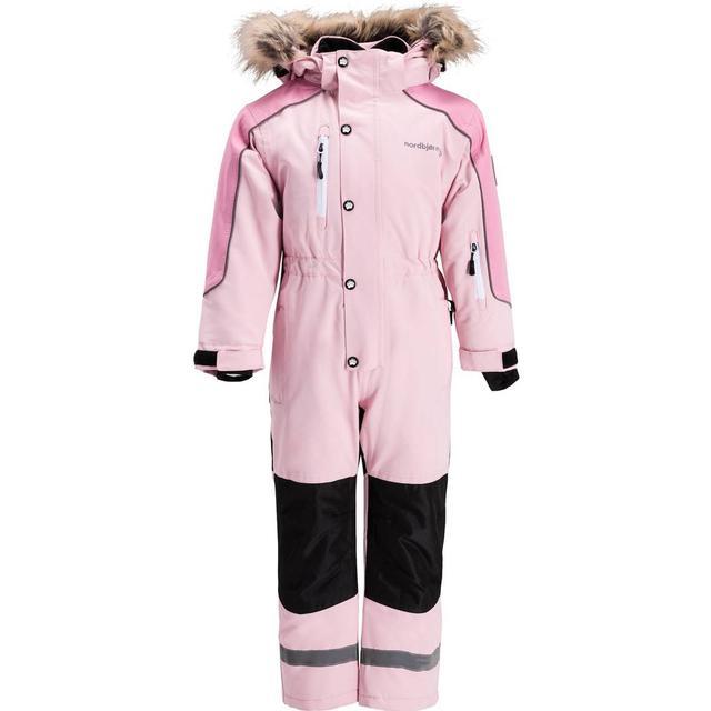 Nordbjørn Arctic Overall - Pink Nectar (759481)