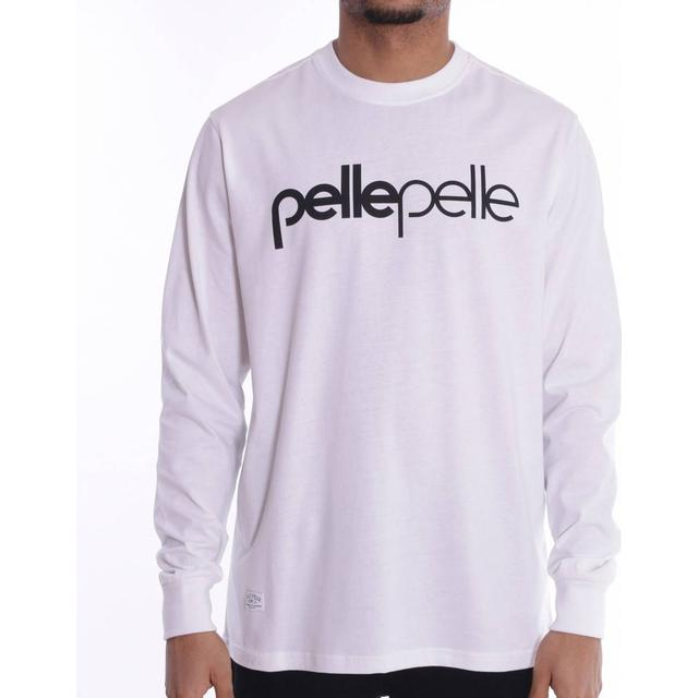 Pelle Pelle Back 2 the Basics T-shirt - White