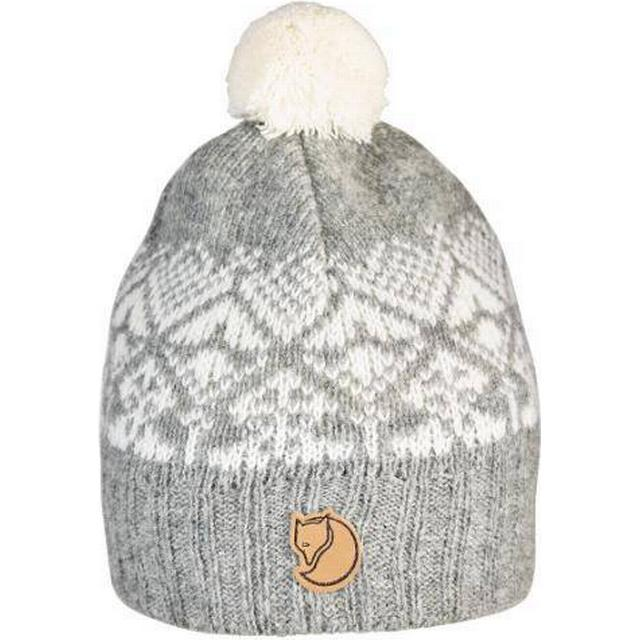 Fjällräven Snow Ball Hat Unisex - Fog