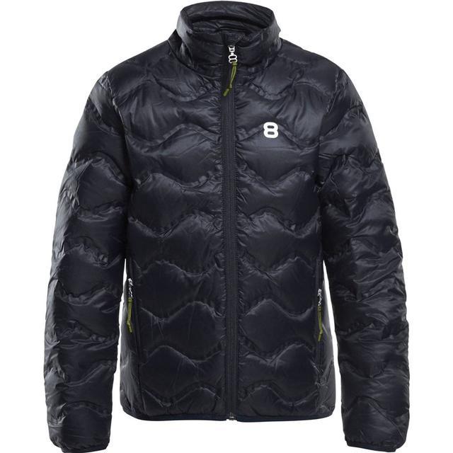 8848 Altitude Roman Jr Jacket - Black