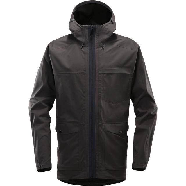 Haglöfs Eco Proof Jacket - Slate