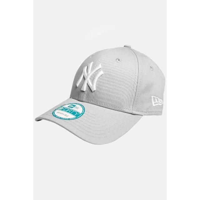 New Era NY Yankees 9Forty - Grey/White