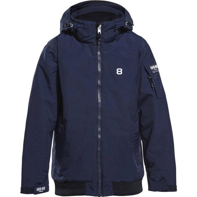 8848 Altitude Bronce Jr Jacket - Navy
