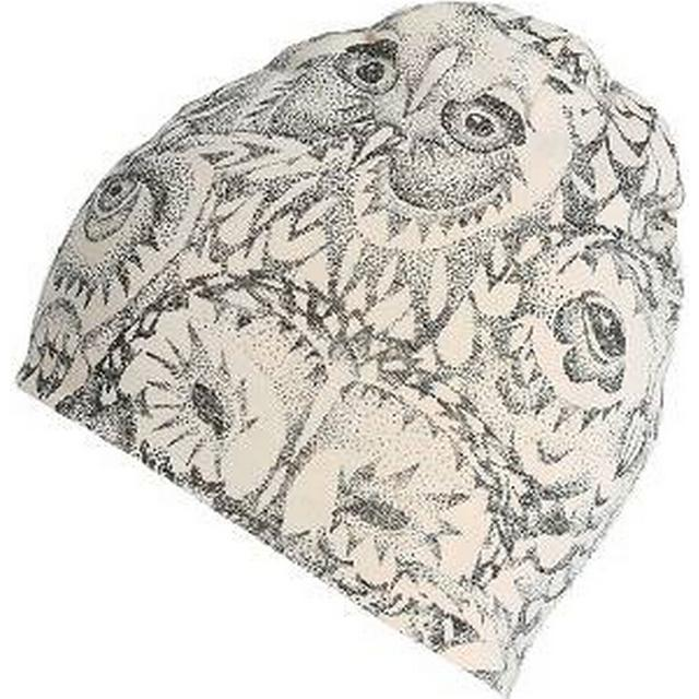 Soft Gallery Beanie Owl - Cream (973-010-500)
