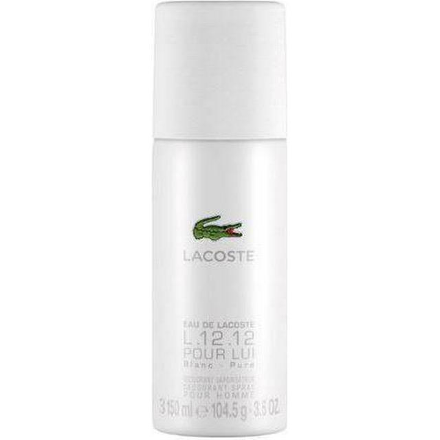 Lacoste L.12.12 Blanc Pure Deo Spray 150ml