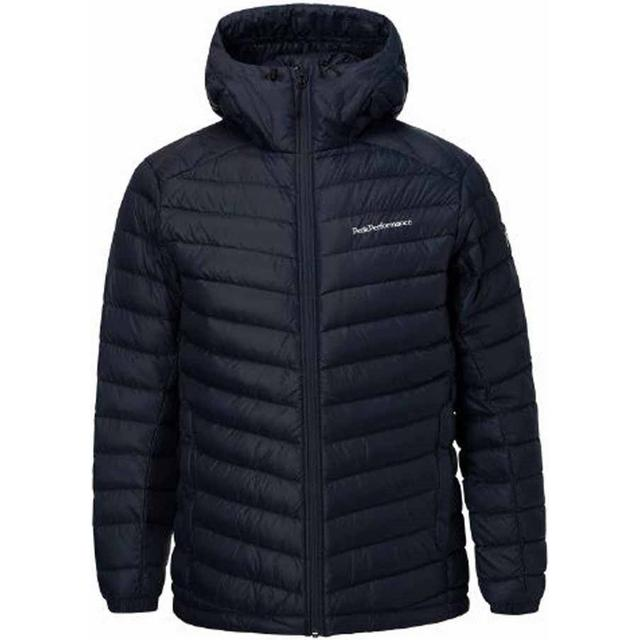 Peak Performance Pertex Frost Down Hooded Jacket - Artwork