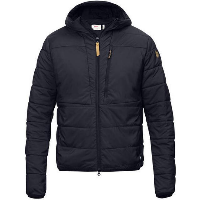 Fjällräven Keb Padded Hoodie Jacket - Night Sky