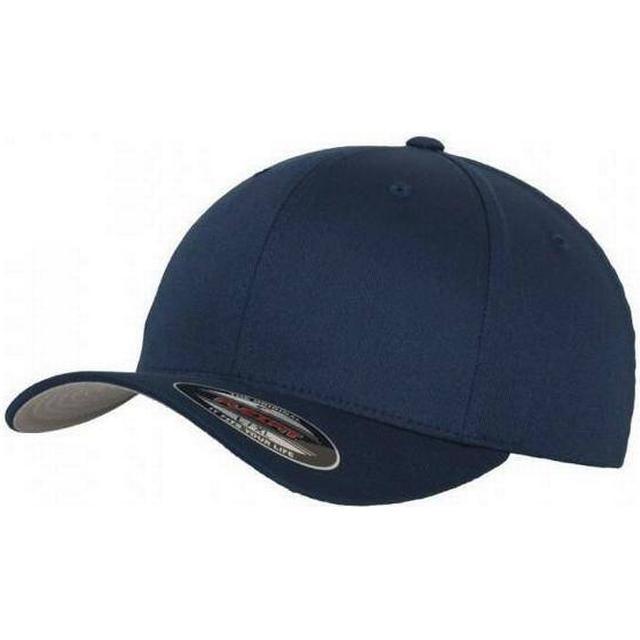 Flexfit Wooly Combed Cap - Navy