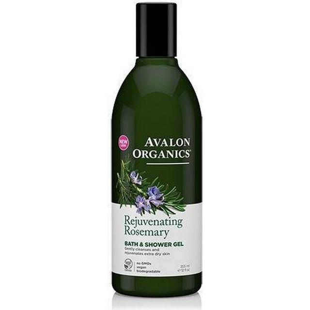 Avalon Organics Rejuvenating Bath & Shower Gel Rosemary 355ml