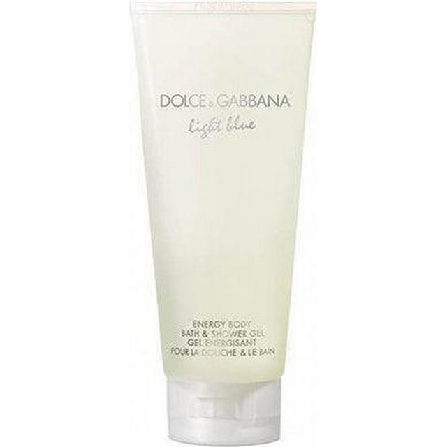 Dolce & Gabbana Light Blue Energy Body Bath & Shower Gel 200ml