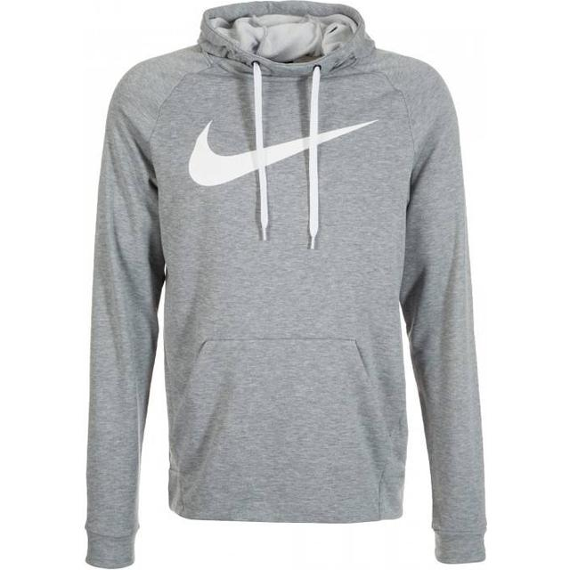 Nike Dri-FIT - Dark Grey Heather/White