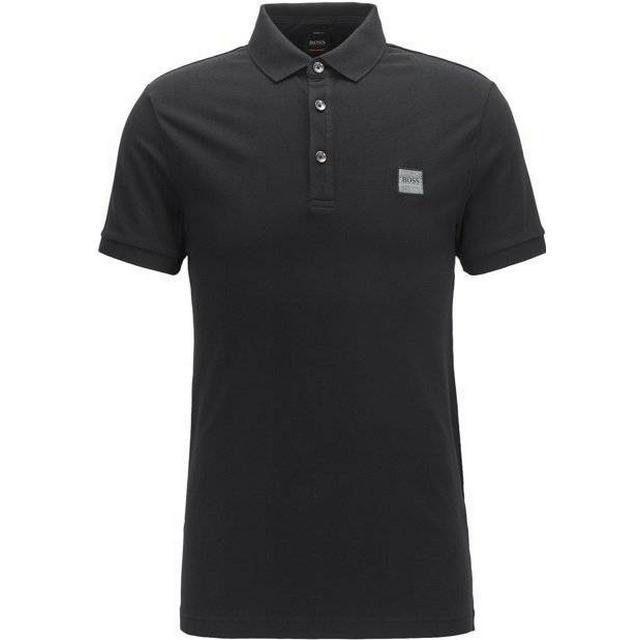 Hugo Boss Passenger Polo Shirt - Sort