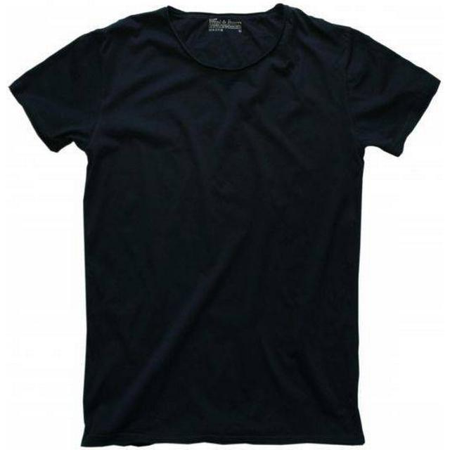 Bread and Boxers Crew-Neck Relaxed T-shirt - Dark Navy