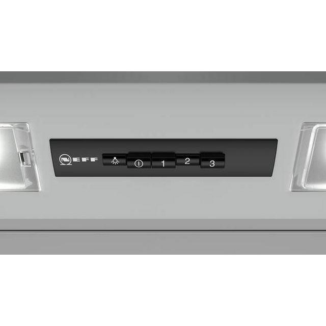 Neff D61MAC1X0 Motor Sølv 60cm