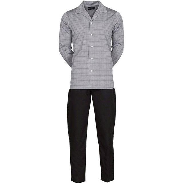 JBS Pajamas - Black/Grey