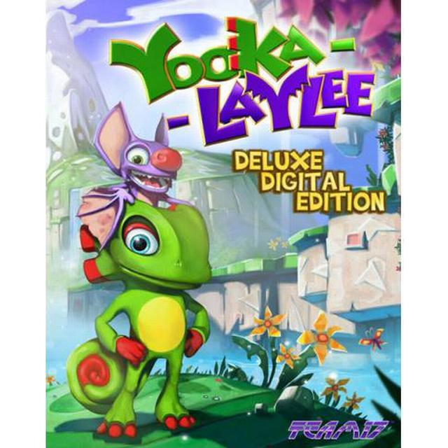 Yooka-Laylee - Digital Deluxe Edition