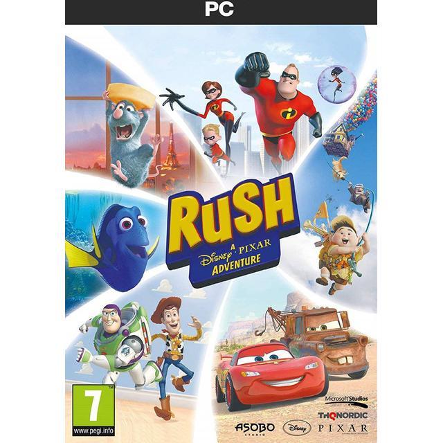 Rush: A Disney Pixar Adventure