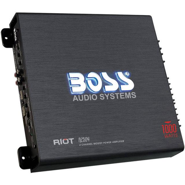 Boss Audio Riot R2504