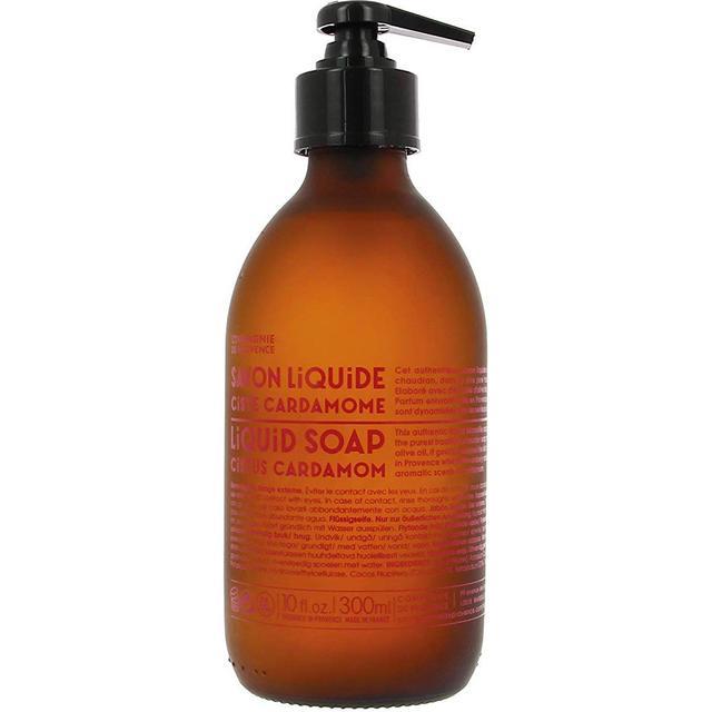 Compagnie de Provence Cistus Cardamom Liquid Marseille Soap 300ml