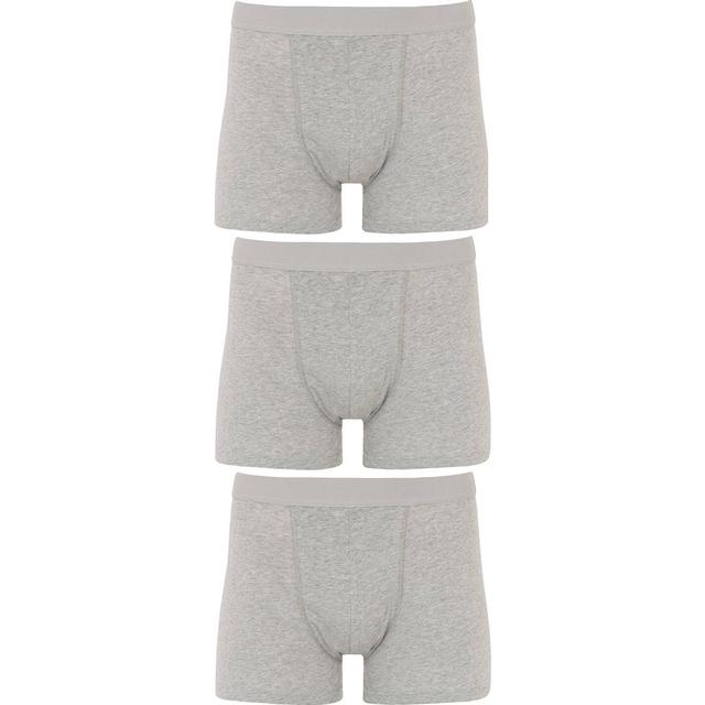 Bread and Boxers Boxer Brief 3-pack - Grey Melange