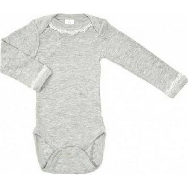 Smallstuff Body Long Sleeve Special Lace - Grey (999-016-022)