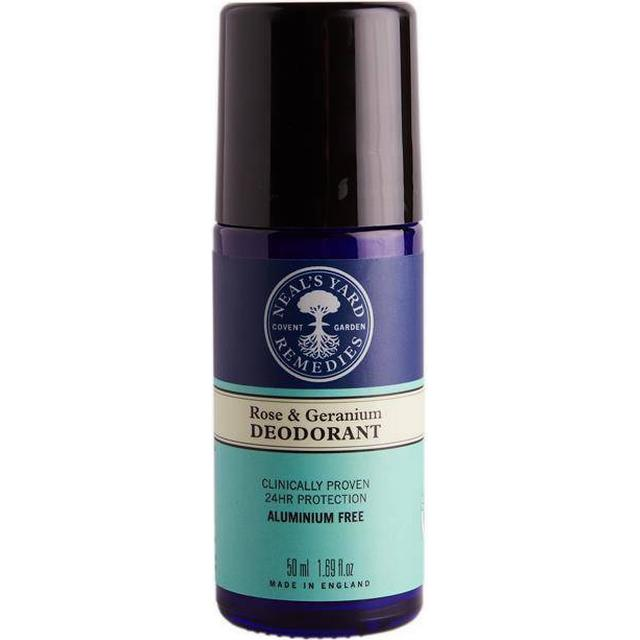 Neal's Yard Remedies Rose & Geranium Deo Roll-on 50ml