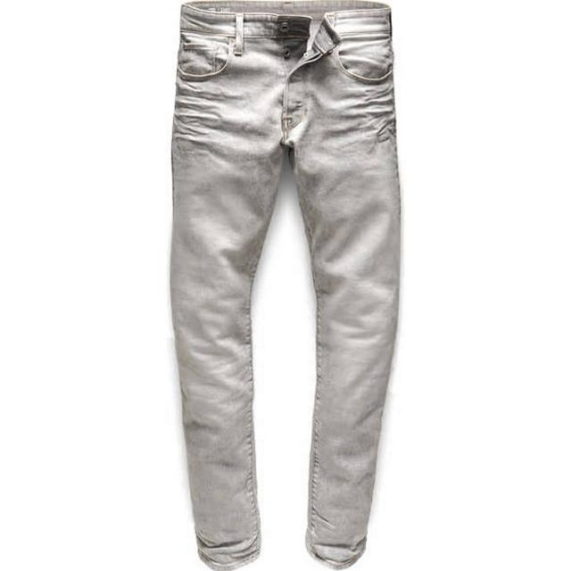 G-Star 3301 Straight Tapered Jeans - Light Aged