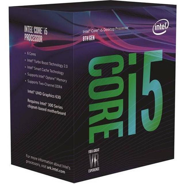 Intel Core i5-9400F 2.9GHz, Box