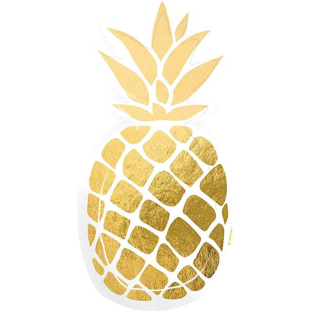 Amscan Formshaped Pineapple Vibes (9903308)