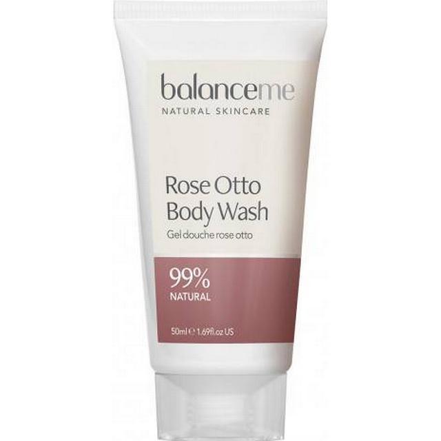 Balance Me Rose Otto Body Wash 50ml