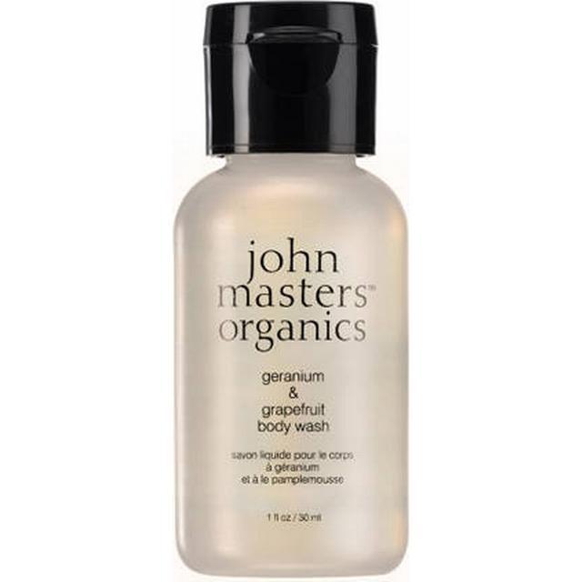 John Masters Organics Geranium & Grapefruit Body Wash 30ml
