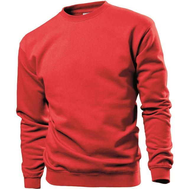 Stedman Sweatshirt - Scarlet Red