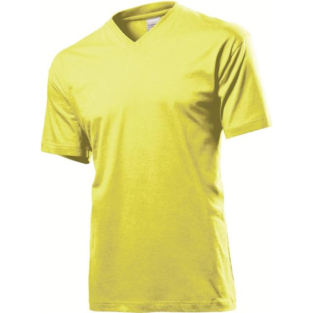 Stedman Classic V-Neck T-shirt - Yellow