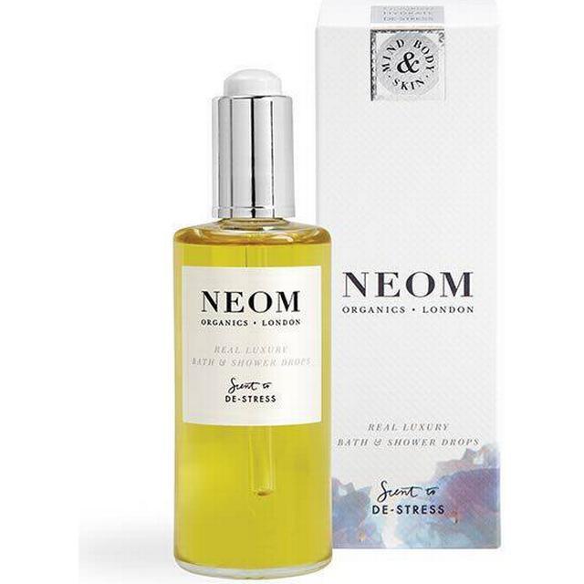 Neom Organics Real Luxury Bath & Shower Oil 100ml
