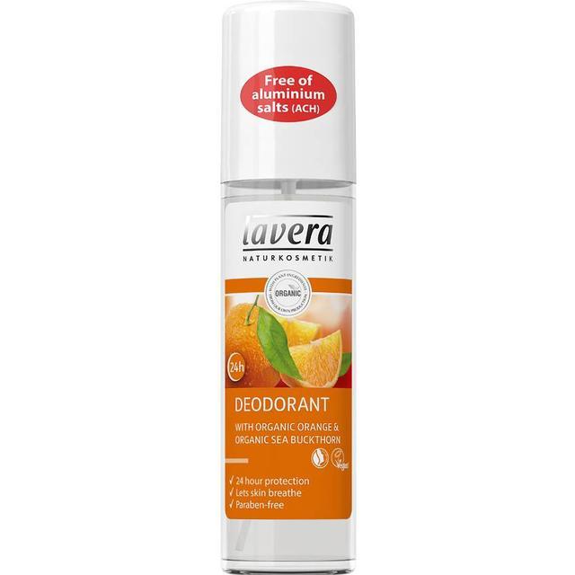 Lavera Organic Orange & Organic Sea Buckthorn Deo Spray 75ml