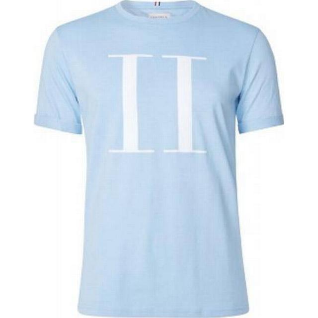 Les Deux Encore T-shirt - Placid Blue/White