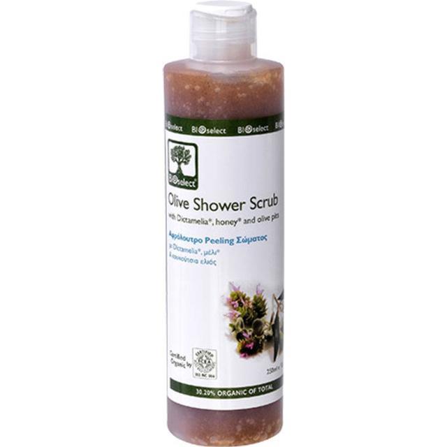 Bioselect Oliven Shower Scrub 250ml