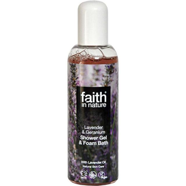 Faith in Nature Lavender & Geranium Shower Gel 100ml