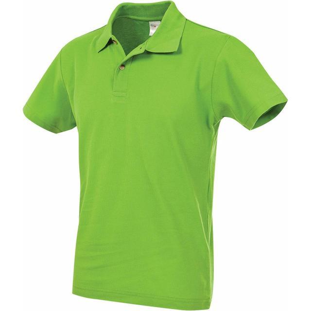 Stedman Short Sleeve Polo Shirt - Kiwi Green
