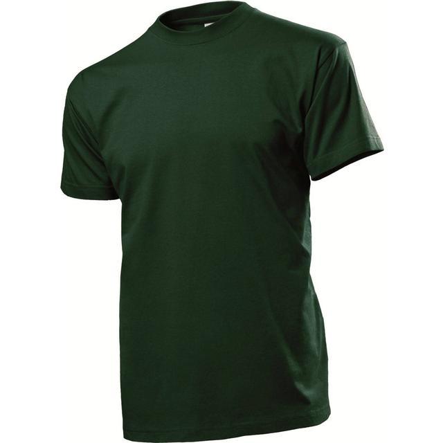 Stedman Comfort T-shirt - Bottle Green