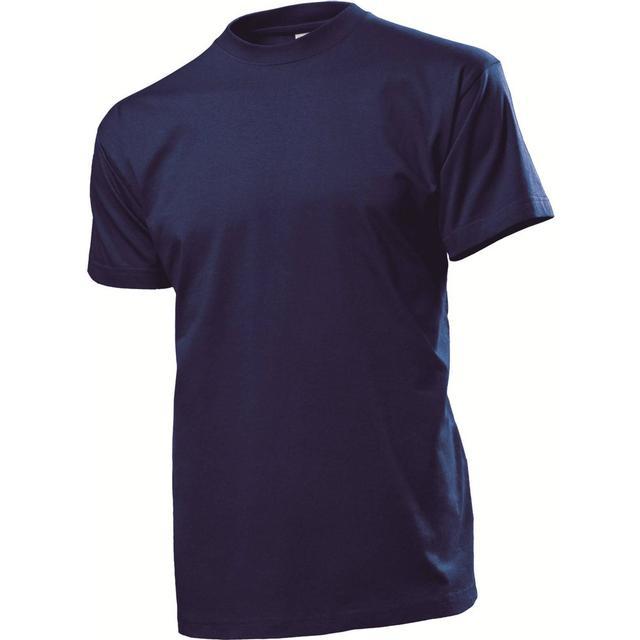 Stedman Comfort T-shirt - Navy Blue