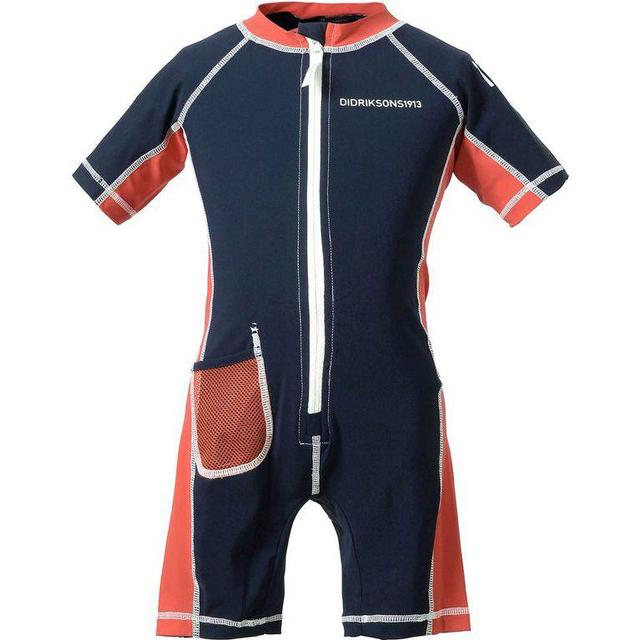 Didriksons Reef Kid's UV Suit - Navy (501728-039)