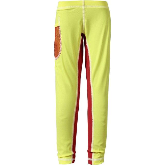 Didriksons Kid's Coast UV Pants - Citron (501730-284)