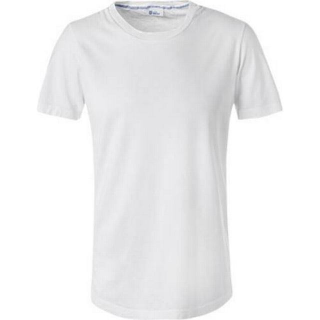 Schiesser Josef Short Sleeve T-shirt - White