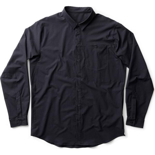 Houdini Longsleve Shirt - True Black