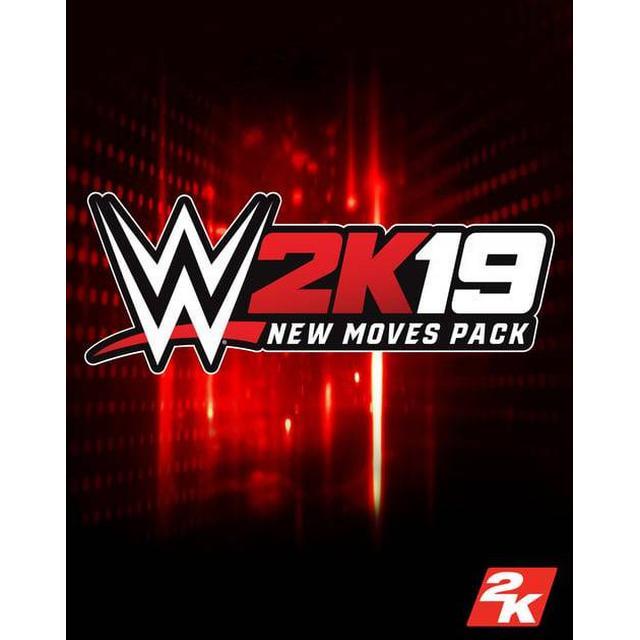 WWE 2K19: New Moves Pack