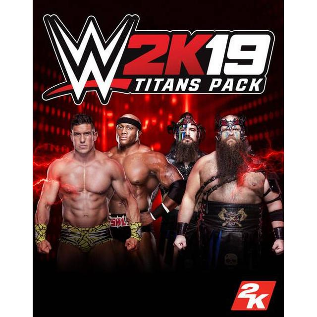 WWE 2K19: Titans Pack