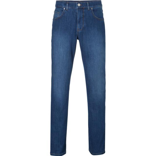 Brax Style Cooper Denim Jeans - Regular Blue Used